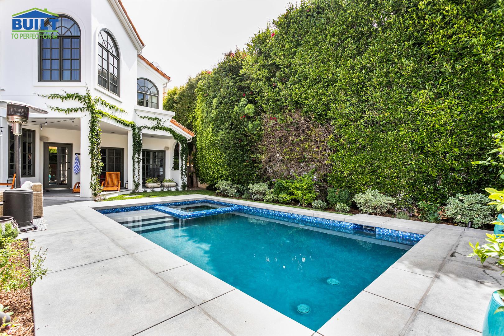 Pool & Backyard Remodel