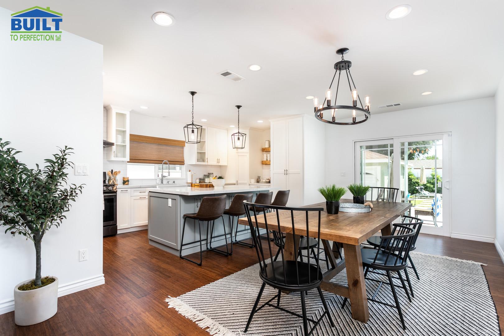 Kitchen & Dining Room Remodel