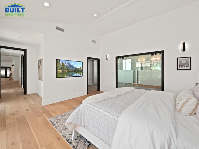 Custom Home Bedroom Remodel