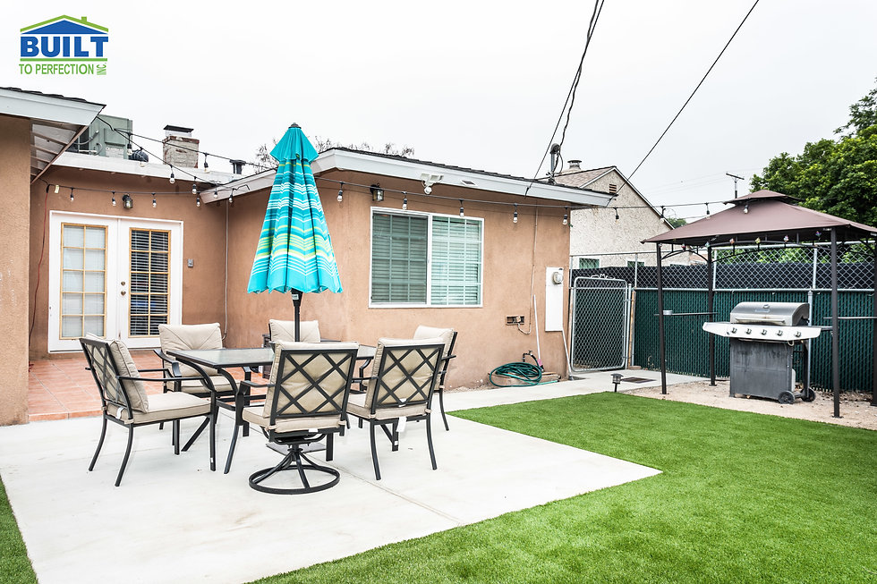 built to perfection los angeles full rem