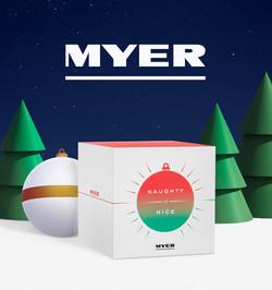 MYER - Christmas