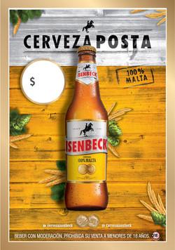 Cerveza posta I (POP)
