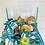 Thumbnail: Desayuno Doble en color azul