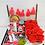 Thumbnail: Desayuno Sencillo con detalle de Rosas (Café)