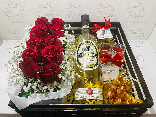 Tequila  y Rosas