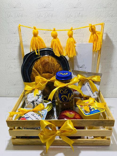 Desayuno Sencillo Amarillo