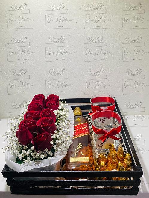 Whisky y Rosas