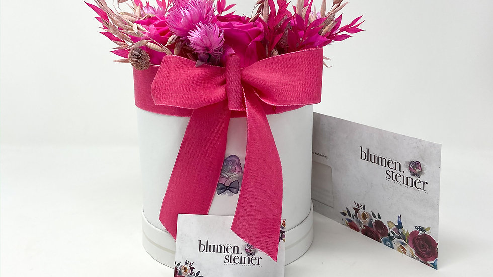 "Flowerbox ""Valentine´s Edition Alpaka"""