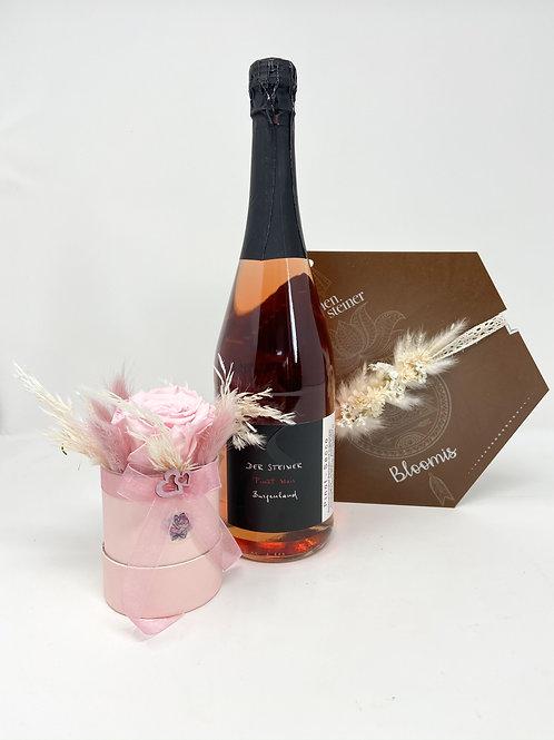 "Flowerbox Mini ""Valentine´s Edition Bloomi"""