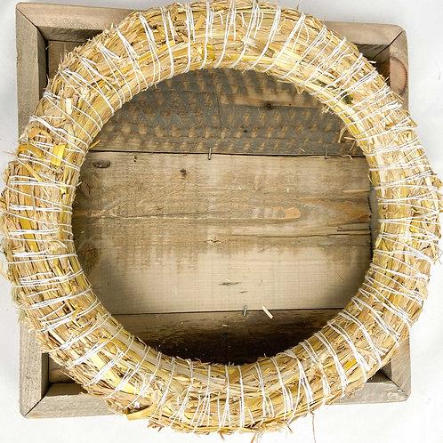 Adventkranz - Strohreifen 30cm