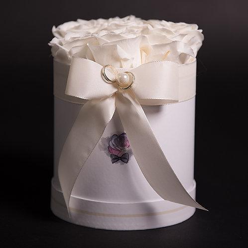 Flowerbox - Ivory