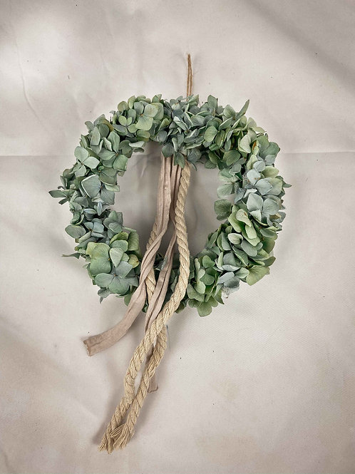 """Flower Hoop """"Hortensia"""""""