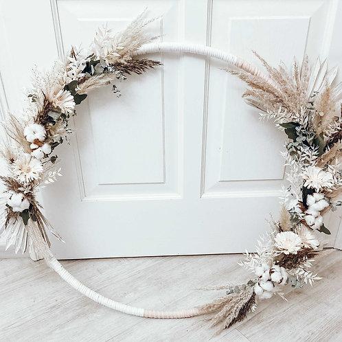 "Flower Hoop ""Surnaturel"""