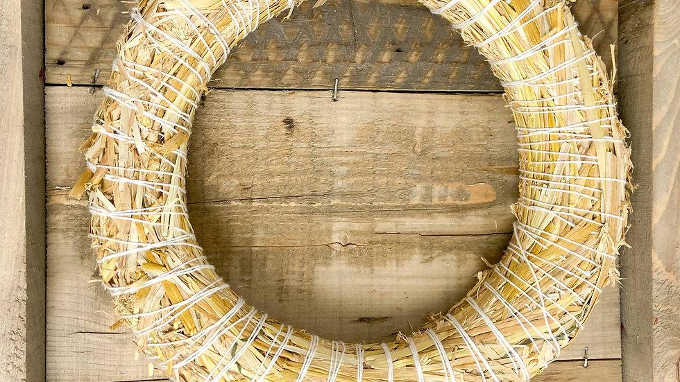 Adventkranz - Strohreifen 25cm