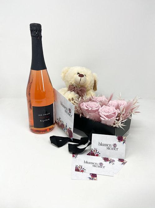 """Valentinstag """"Teddy Box - Premium"""""""