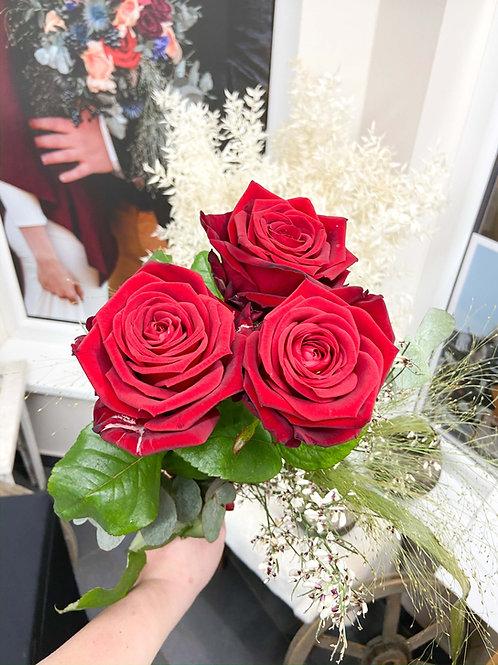3er Valentins-Rose