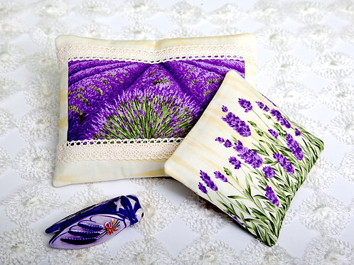 Lavender Mini Pillow