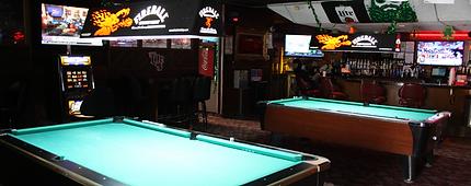 Pool table in Billings Mt