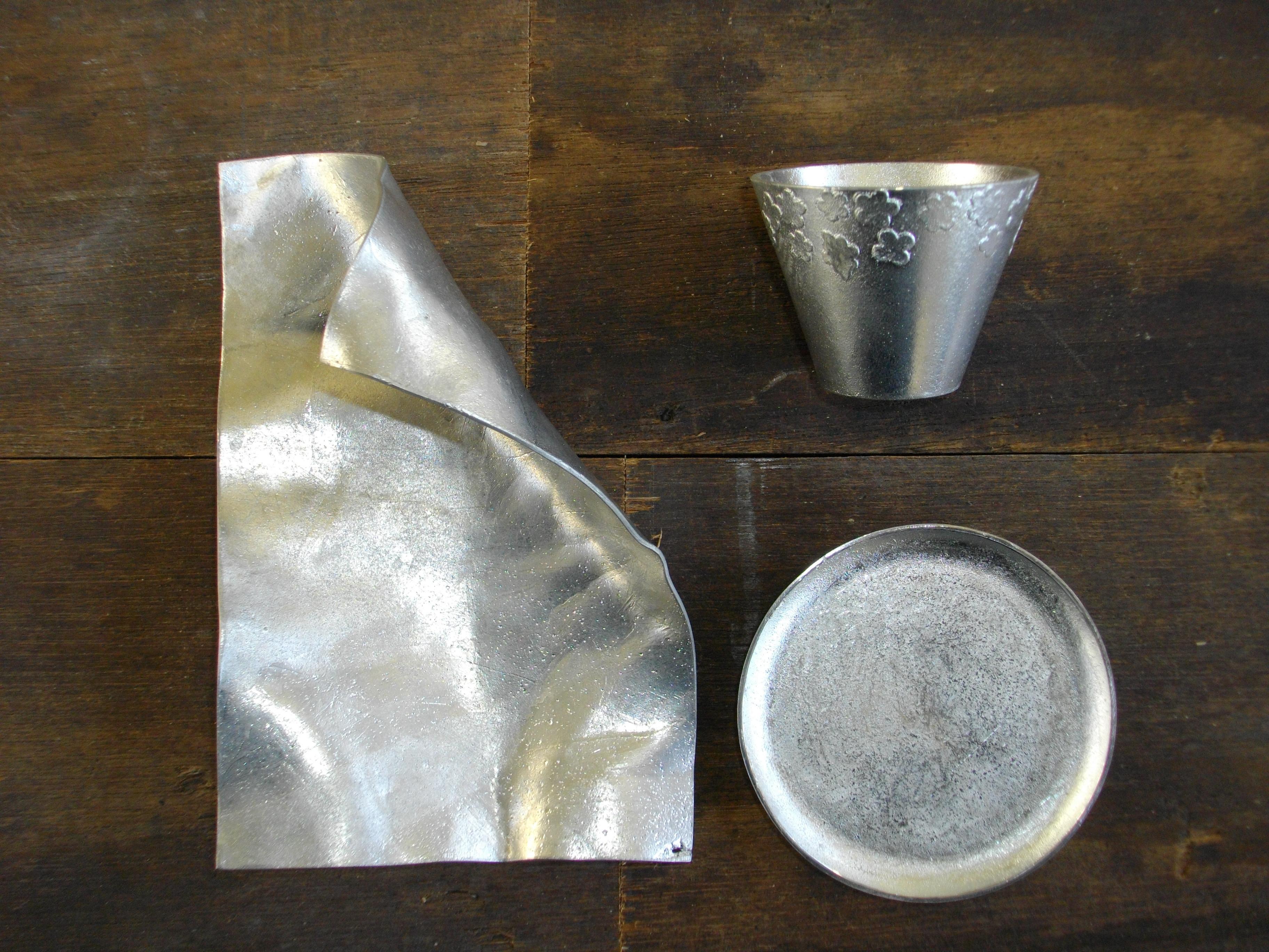 鋳物鋳造体験