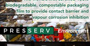 Presserv, Corrosion Control & Sustainability