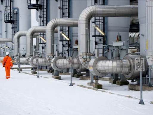 Presserv provides the solution to the  corrosive nature of gas supplying the Netherlands energy