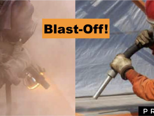 A flexible approach to abrasive blasting delivering superior results, from Sponge-Jet.