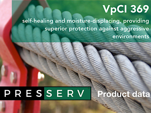 VpCI-369 - Providing superior protection against aggressive environments