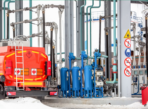 Adding VpCI-706 to diesel tanks before shipment protects heavy equipment fuel tanks and systems from corrosion during storage, shipment, and equipment use.