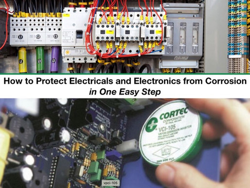 How to Protect Electricals and Electronics from Corrosion in One Easy Step