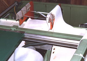 Presserv recommends VpCI-130 Series Foams for the protection of objects with large surface areas (i.e.: aluminum and steel coils) as they contain approximately ten times more VpCI® chemical per square foot (square metre) of substrate than the traditional VCI papers and other wrapping materials. .