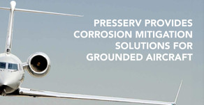 Good corrosion prevention and early treatment are crucial strategies for protecting aircraft