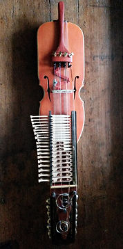 Nyckelharpa | viola d'amore a chiavi | Veneto