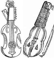 Nyckelharpa | Martin Agricola | Musca Instumentalis