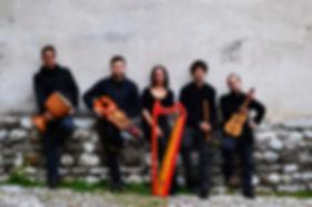 Glaphiron | early music | musica antica | Veneto | Friuli Venezia Giulia