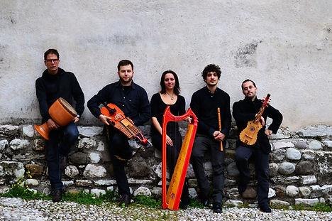 Glaphiron   early music   musica antica   Veneto   Friuli Venezia Giulia