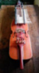 Babyharpa | Viola a chiavi 3/4 for children | kinder schlüsselfiddel | Feltre (BL)