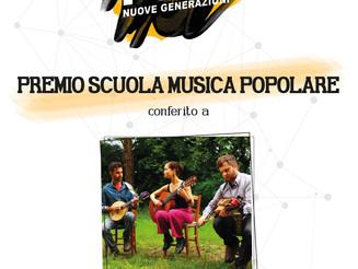Premio Nazionale Folk: N'espiral vince il premio della SMP e si esibirà al XXII Festival di Musi