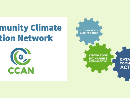 Short Films for Big Ideas: Community Climate Action Network