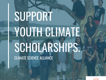 Support Youth Climate Scholarships