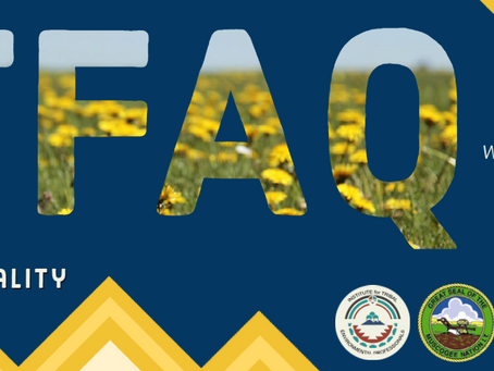 Climate Science Alliance Teams up with NSF CAICE for the 2021 National Tribal Forum on Air Quality
