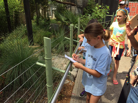 Climate Kids at the San Diego Zoo