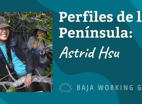 Perfiles de la Península: Astrid Hsu