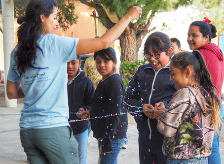 Climate Kids-Mexico Connects with Southern Tribal Communities