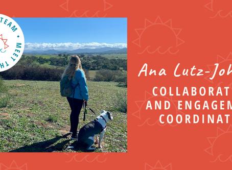 Meet the Alliance Team: Ana Lutz-Johnson