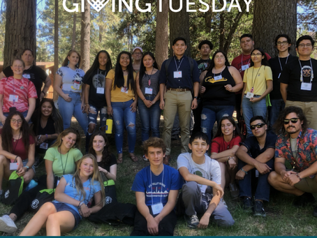 This #GivingTuesday, Support the Youth Climate Challenge
