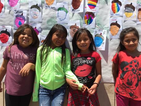 Climate Kids Visits Vivian Banks Charter School