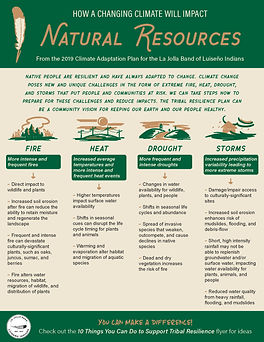 Summary One-Pager: Natural Resources