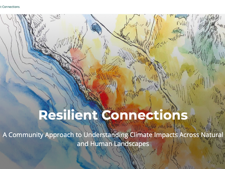 Resilient Connections Storymap: Capturing Personal Stories Behind the Science