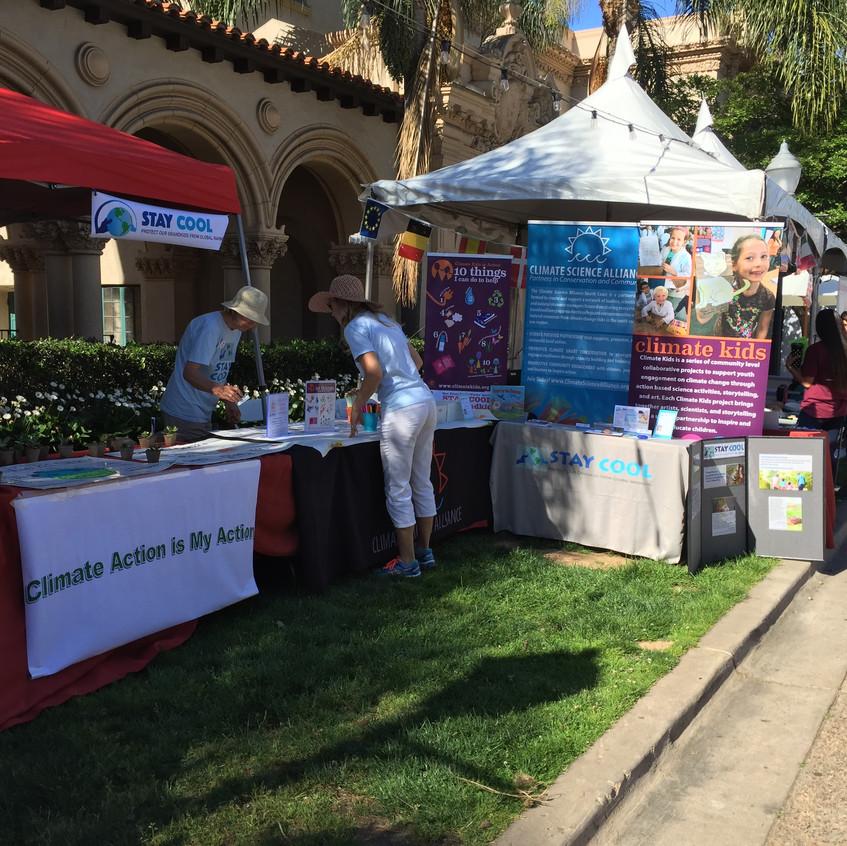 Earth Day Balboa Park