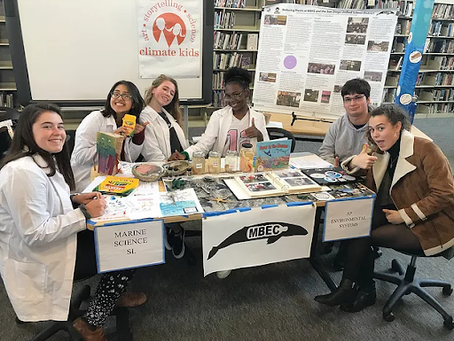 MBHS Climate Kids Ambassadors Join Global Climate Strike